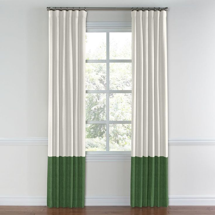 Best 25 Color Block Curtains Ideas On Pinterest Blue