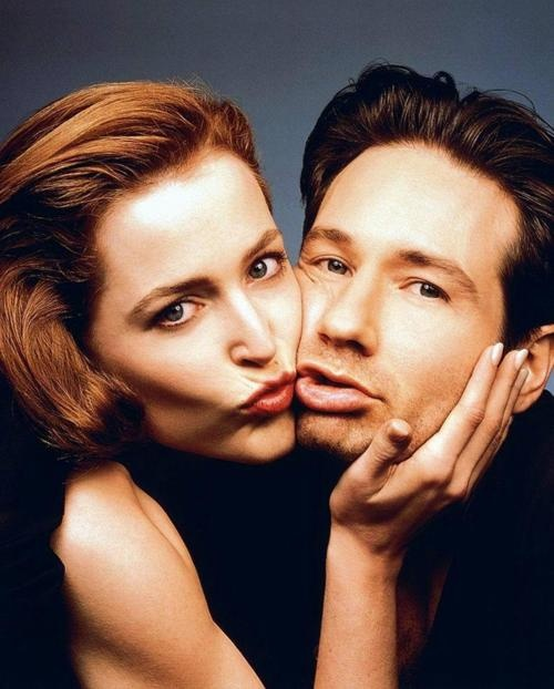 #xfiles #foxmulder #danascully