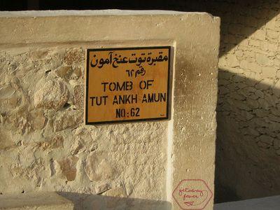 Tut Ankh Amun Tomn