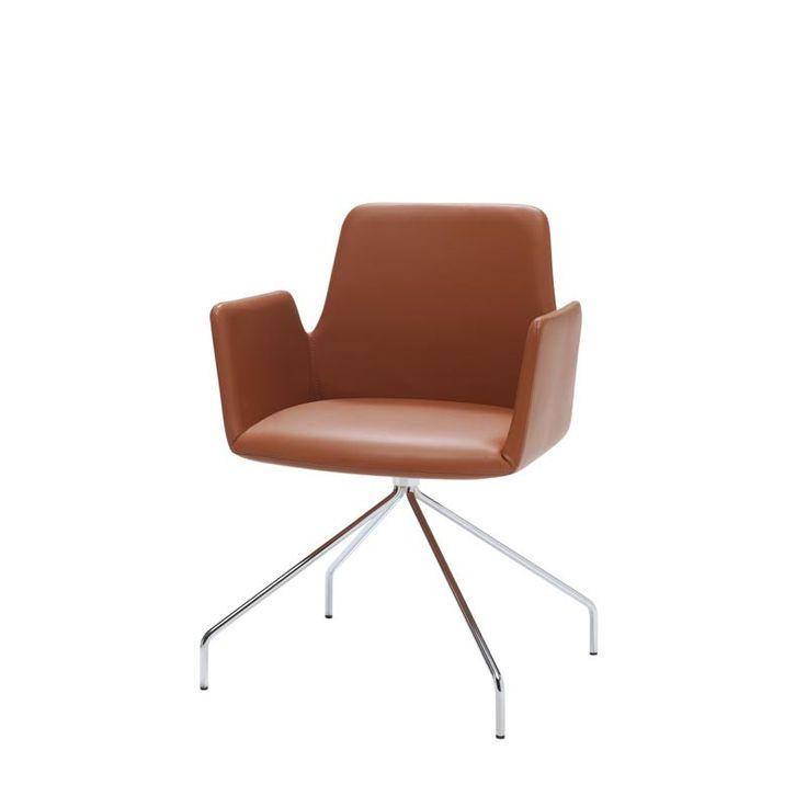 Altea Sessel Mit Spinnengestell Sessel Von INCLASS Design Neu Bei  Desigano.com Ab 597,