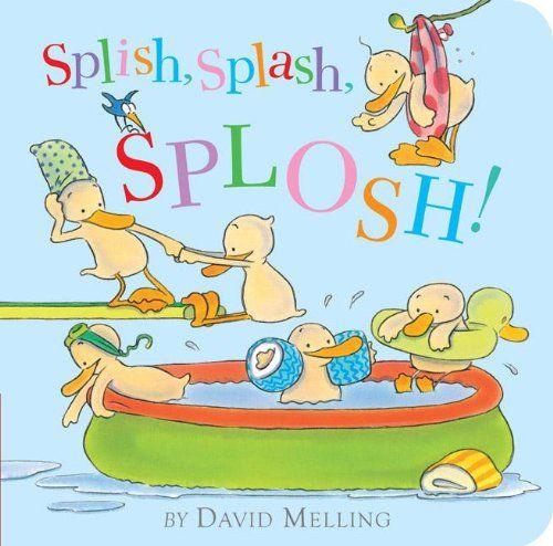 Splish, Splash, Splosh! on TheBookSeekers.
