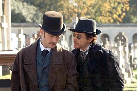 Костюмы из фильма шерлок холмс