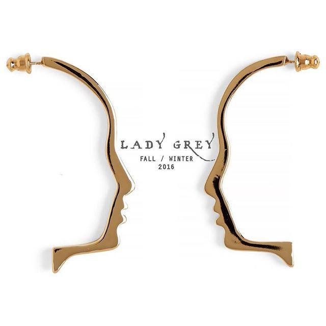 Lady Grey Jewelry Fall/Winter 2016: Vis a Vis