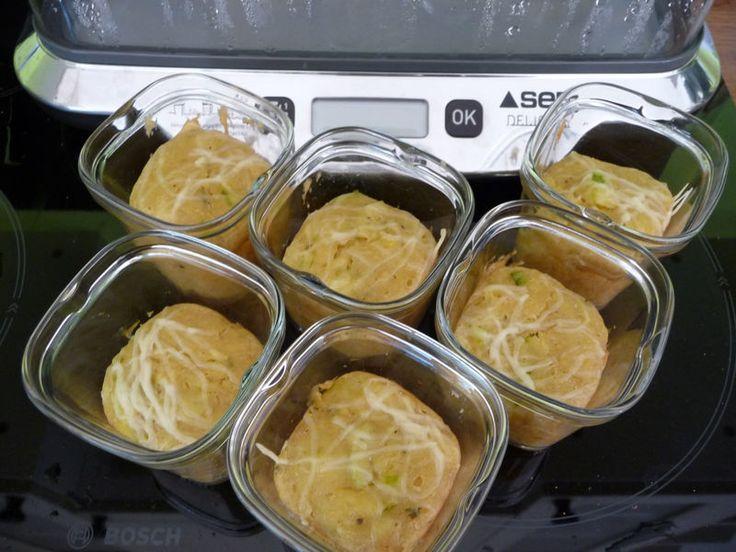 Recette du cake de courgette et parmesan à la multi-délice