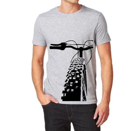 Camisa de bicicletas regalos de bicicletas Arte de por bikeTshirts