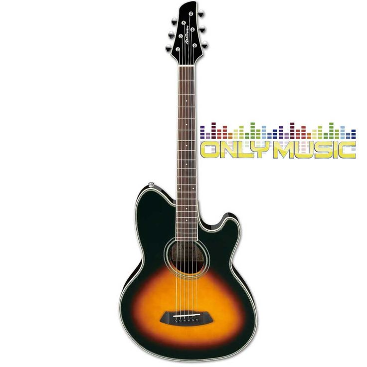 Guitarra Electroacústica Ibanez Talman Sombreada