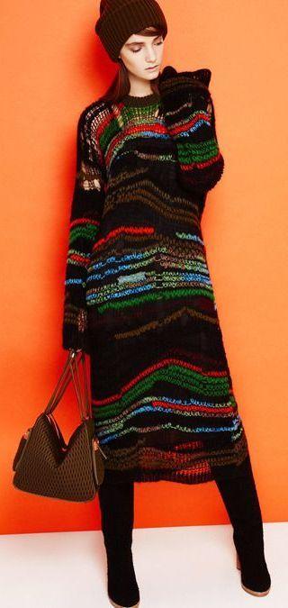 M Missoni Fall 2014 Ready-to-Wear Fashion Show