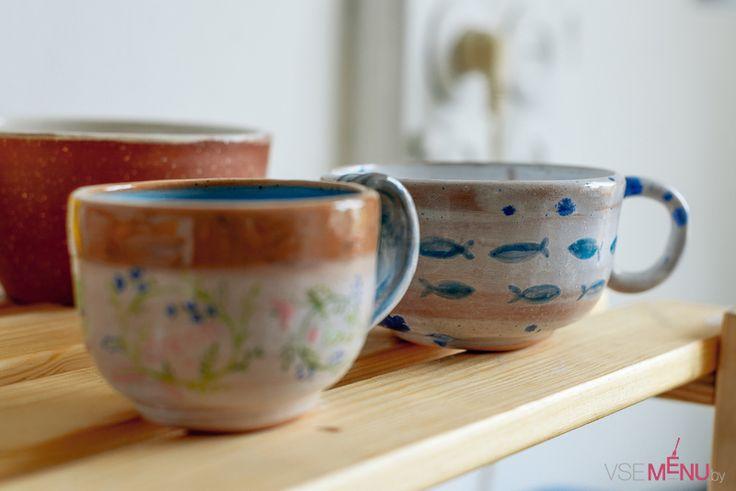 Сделано из глины: в Минске работает студия керамики для всех
