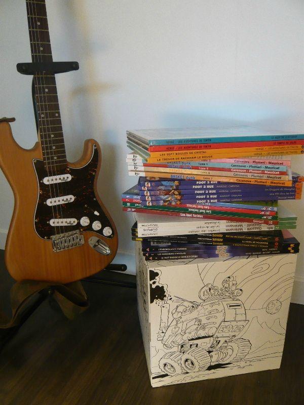 Les 25 meilleures id es concernant chambre d 39 enfants guitare sur pinter - Personnaliser sa chambre ...
