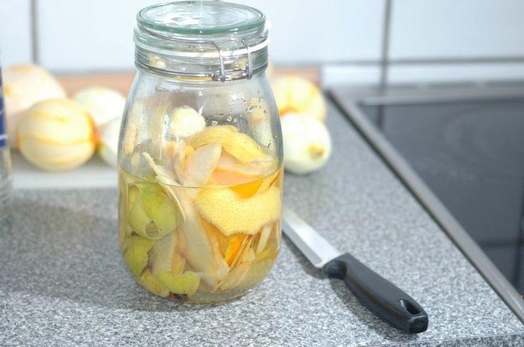 Gul citruslikør | Opskrift | Maduniverset