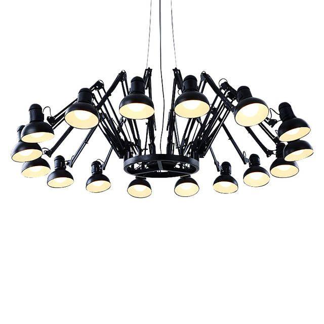 Wonderland 6 9 12 16 Lichten Luxe Spider Kroonluchter Indoor