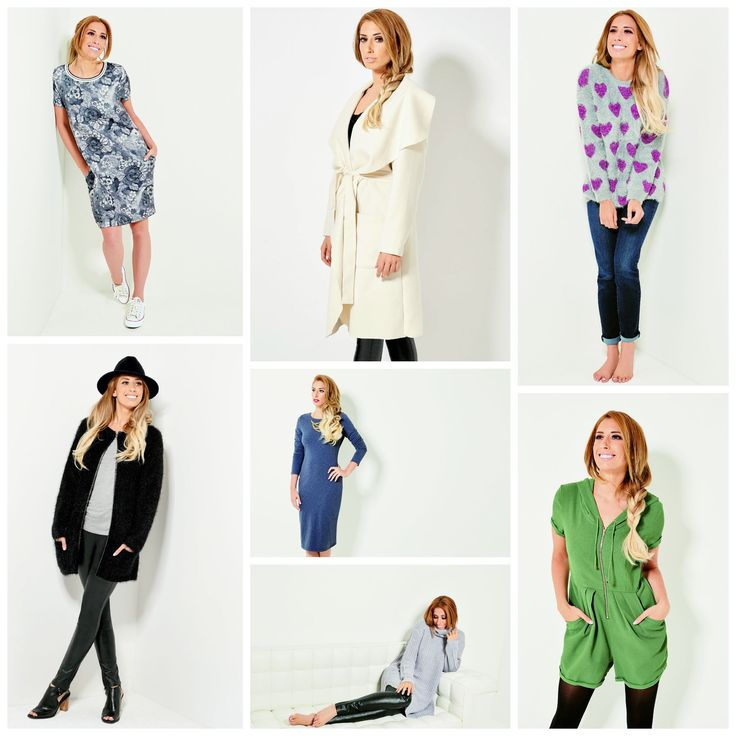 Take a look at Stacey Solomon's new collection! She's got 15 looks for daytime or playtime! Check out her daytime styles #StaceysRange