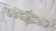 YU Dora Wedding bridal Belt,wedding Sash,bridal Sash,rhinestone Sash