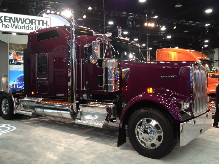 First look at premium Kenworth Icon 900, an homage to classic W900L   Overdrive - Owner Operators Trucking Magazine