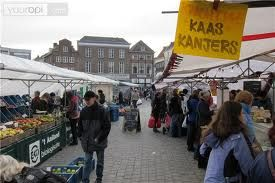 biologische markt Leiden - elke Woensdag