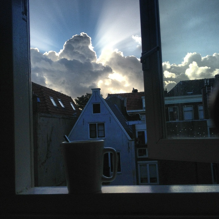 Goodmorning view - caffe momento