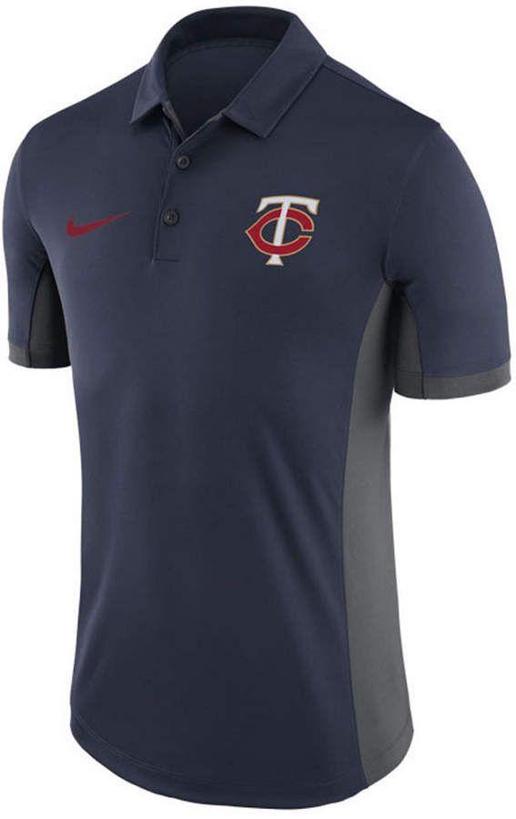 b02a4667 Nike Men's Minnesota Twins Franchise Polo | Men's Sport Tee Shirts ...