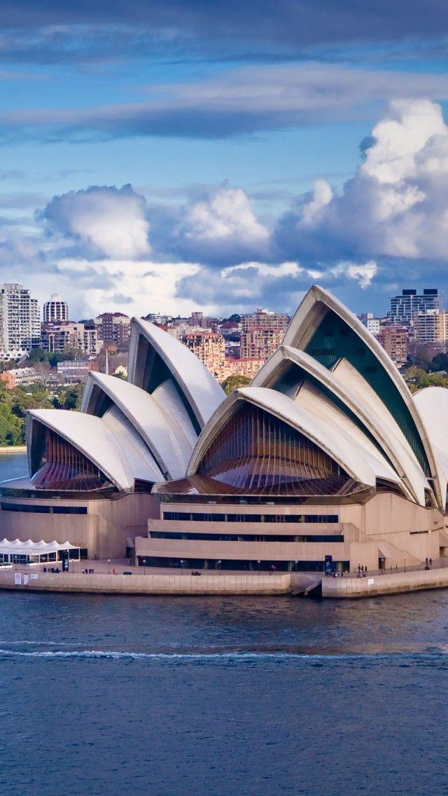 Sydney Opera.house wat een markant gebouw hoe zou het daar klinken.