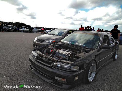 radracerblog:  Honda Accord Coupe Cb7