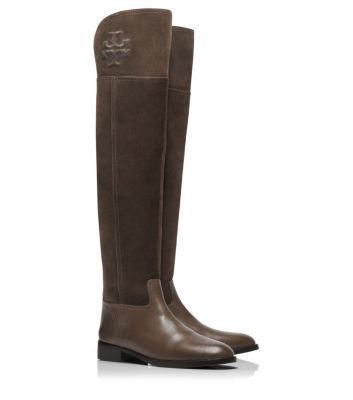Tory Burch SIMONE OVER-THE-KNEE BOOT - these are stuck in check out in my browser MUST BUY- JB