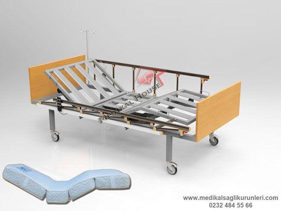 ev tipi hastane yatağı