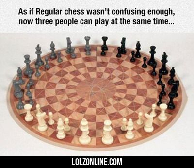 As If Regular Chess Wasn't Confusing Enough...
