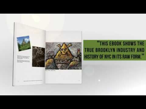 "Download The Art eBook ""Industrial Ignescent"" For Artists and Designers - YouTube"