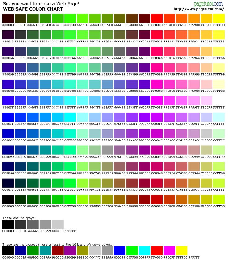 Html Color Code Chart Pipe Color Code Chart Chart Of R Colors