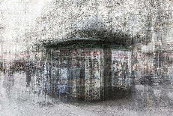Kiosque - Luc Marciano