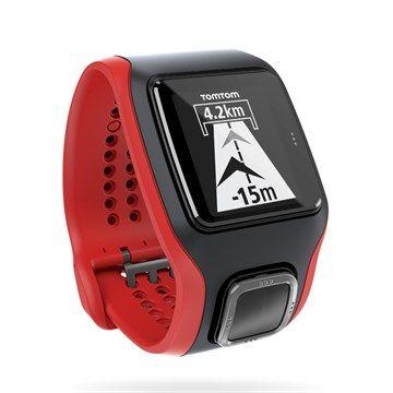 Montre TomTom GPS Multi-sport Cardio - Améliorez vos performances et fixez vos propres défis !  Vos statistiques de course en temps réel Jusqu'à 8 heures d'autonomie de batterie S'utilise pour la course, le cyclisme et la natation (étanche jusqu'à 50 mètres) Connectivité Bluetooth® Smart pour se connecter aux smartphones et aus ordinateurs