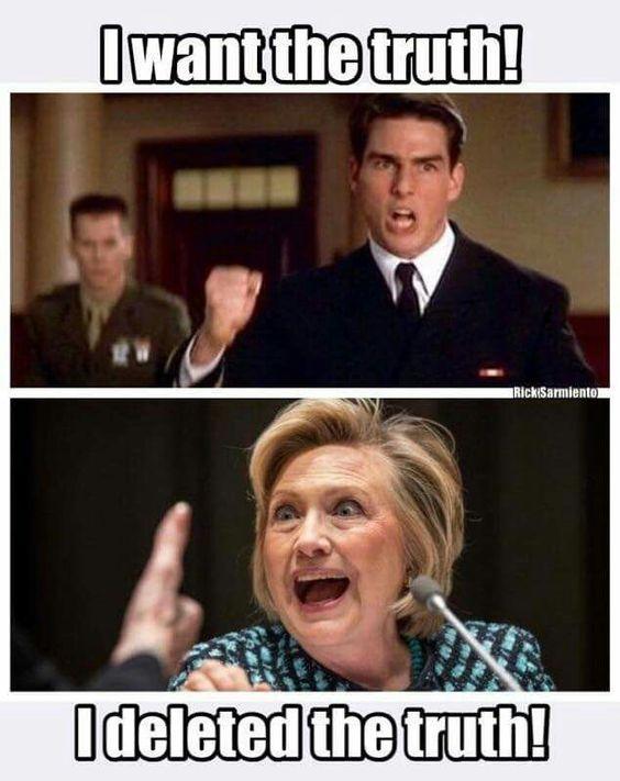 Bwhahahahaha!  #Hillary #Neverhillary #Notreadyforhillary #Screwhillary #Stophillary   http://www.sonsoflibertytees.com/patriotblog/bwhahahahaha-20/?utm_source=PN