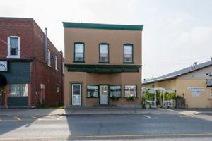 Bring your Business to Deseronto - close to Bay of Quinte!