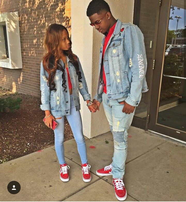 Pin By Neisymar On Couple Outfits With Images Matching Couple