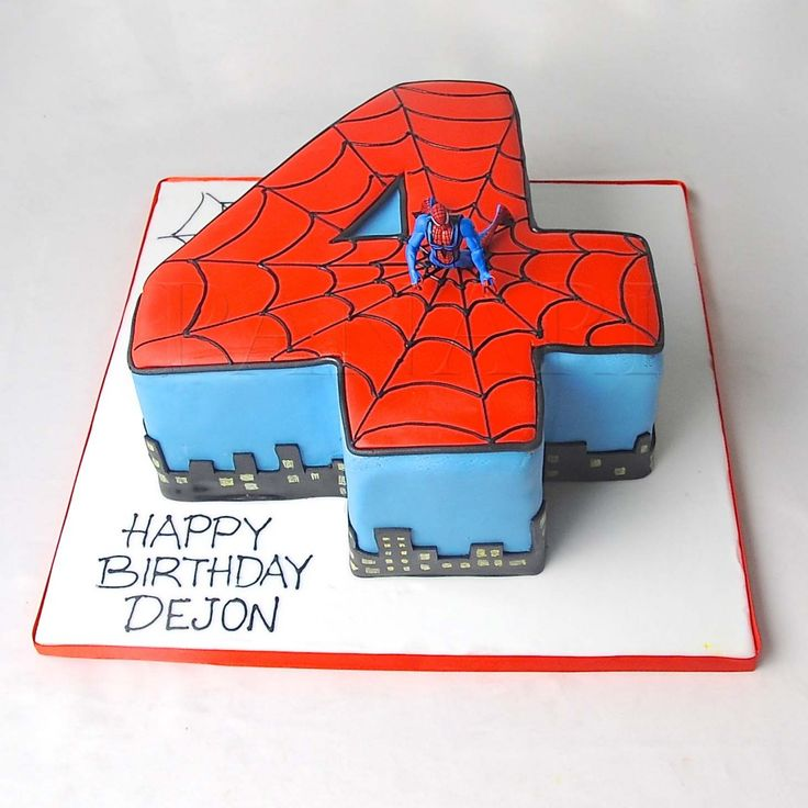 17 Best images about SPIDERMAN CAKE on Pinterest Spider ...