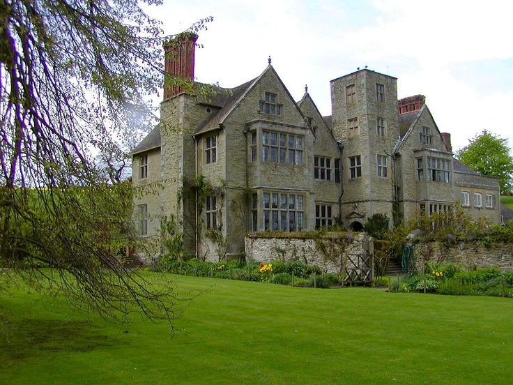 english style mansion - photo #19