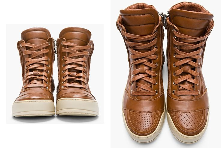 Balmain Sale - High-Top Sneakers