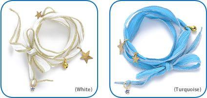 Wish upon a star ★ ドラえもん 鈴ブレスレット