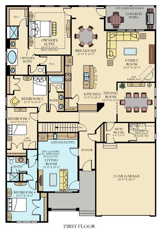 Orchard New Home Plan In Bulle Rock Part 90