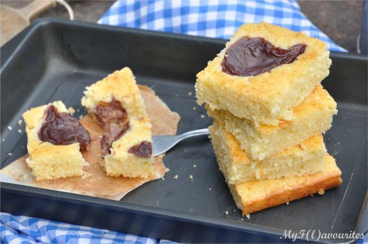Schokopudding-Kuhflecken-Kuchen, den bestimmt auch Mama Muh ziemlich kuhl fände! ☺
