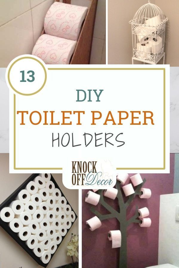 13 Adorable Toilet Paper Storage Solutions Toilet Paper Storage