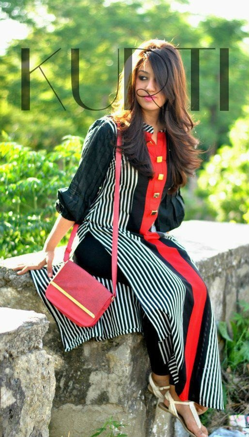 Kurti Casual Wear Collection 2013 for Summer