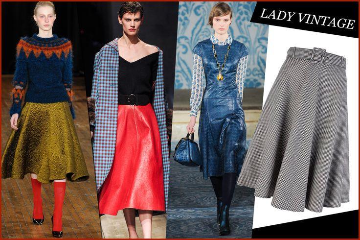 L di LADY VINTAGE http://www.grazia.it/moda/tendenze-moda/trend-autunno-inverno-2013-14-tartan