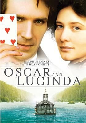 Oscar and Lucinda is innocent and kind of cute, even though there are a lot of serious themes going on in this movie.