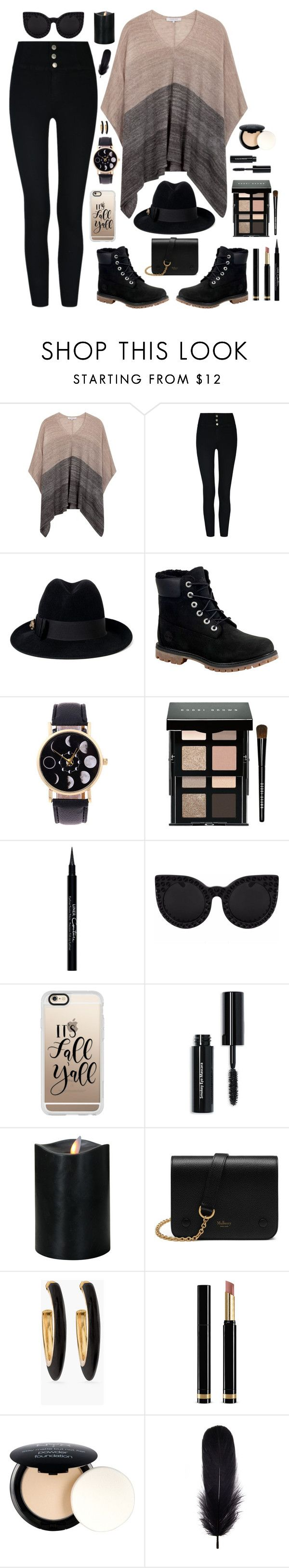 """""""Untitled #849"""" by alissar13 ❤ liked on Polyvore featuring Gérard Darel, Gucci, Timberland, Bobbi Brown Cosmetics, Givenchy, Delalle, Casetify, Mulberry, Chico's and NYX"""