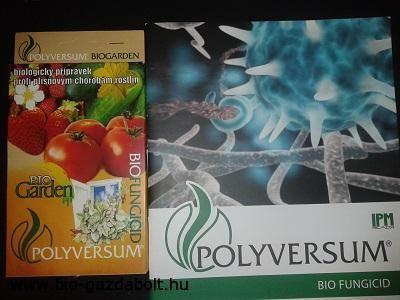 Polyversum gombaölő készítmény 50 g - Bio-Gazdabolt - webáruház, webshop