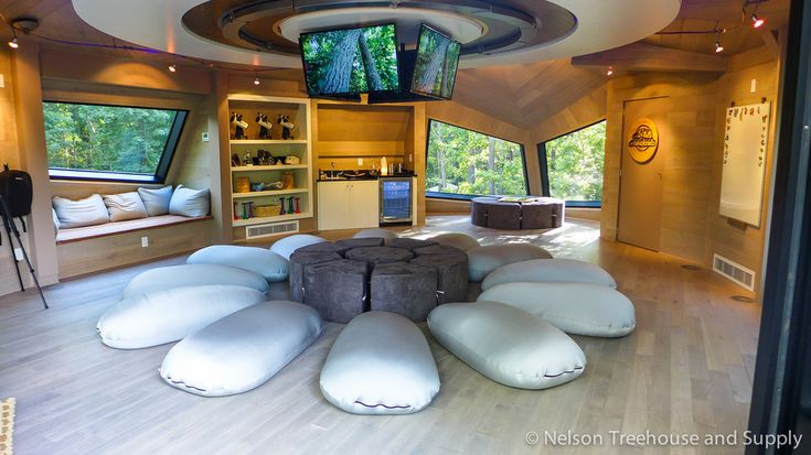 TerraMai Driftwood at Zac Brown's Camp Southern Ground treehouse by Nelson's Treehouse & Supply