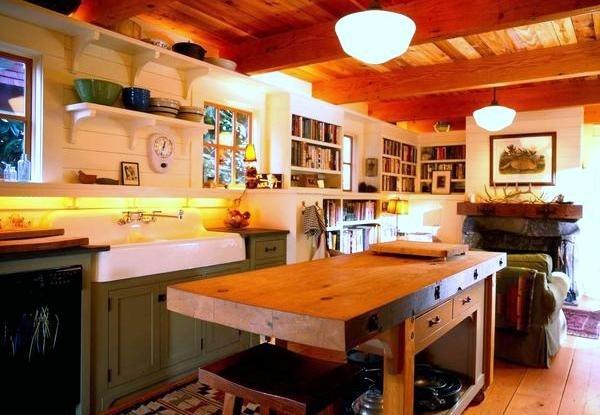 Топ-10 популярных материалов для кухонных столешниц