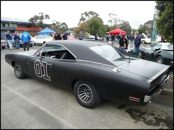 Satin Black General Lee Us Trailer Will Sell Used Trailers In