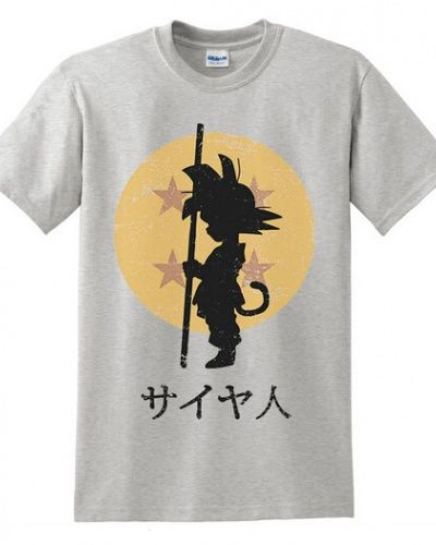 Goku t shirt Dragon Ball personalized t shirts XXXL