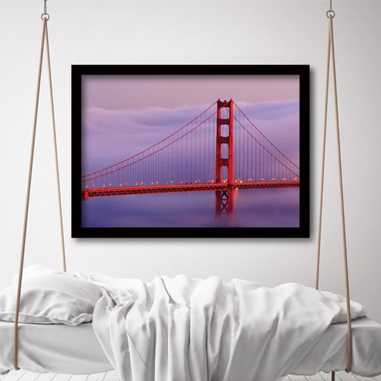 Άλλαξε το χώρο σου με ένα μοναδικό πίνακα και ένα φανταστικό τοπίο!  #citiescanvas #mapcanvas #citiesandmapsdecoration  #bridge